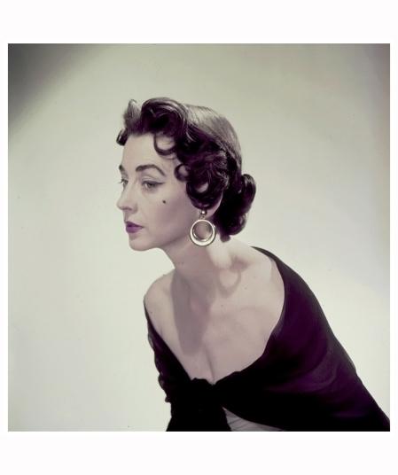 Dorian Leigh Parker 1956 Peter Basch