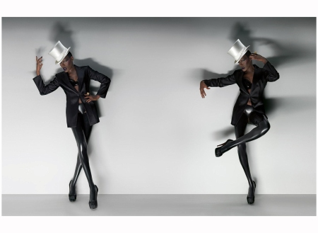 Grace Jones Photo Andrea Klarin 2