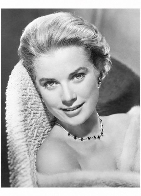 Grace Kelly - May 20 1954 by Virgil Apger
