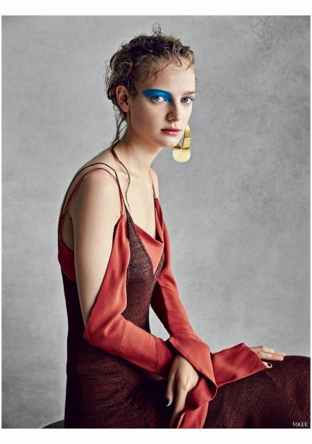 Ine Neefs Patrick Demarchelier, Vogue, August 2015
