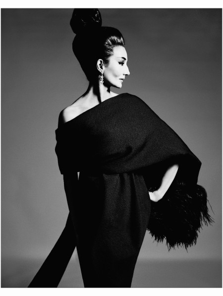 Jacqueline de Ribes 1962 Photo Richard Avedon