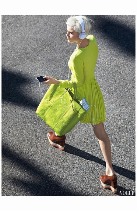 Jana Knauerova Britt Maren Vogue, February 2011 Raymond Meier