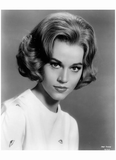 Jane Fonda 1964 Photo Virgil Apger