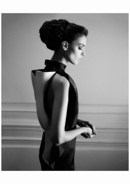 Kati Nescher Best dress of Gloria Guinness march 2013 Chanel Photo Karl Lagerfeld Glorious givenchy