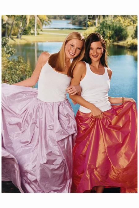 Maggie Rizer - Kate Moss Steven Meisel 1999
