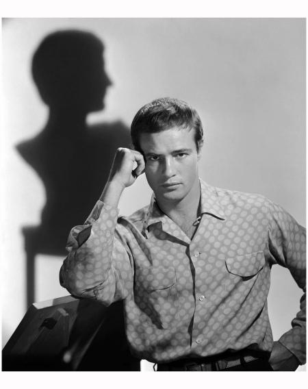 Marlon Brando 1952 Virgil Apger