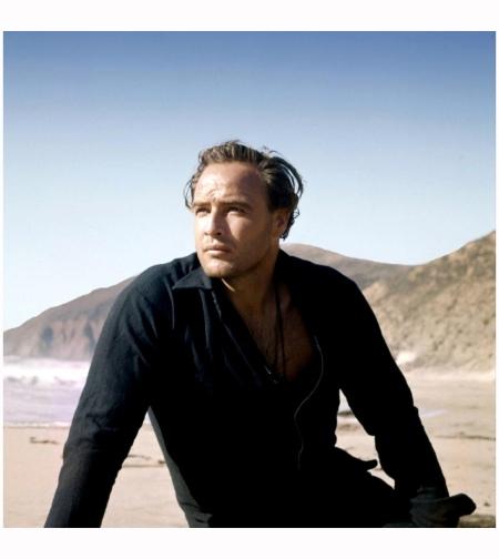 Marlon Brando %22One-Eyed Jacks%22 1961