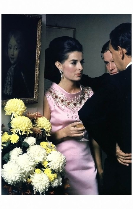 Mrs. Howard Oxenberg, Princess Elizabeth of Yugoslavia (mother of actress Catherine Oxenberg) Ormond Gigli