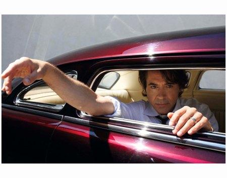 Robert Downey Jnr, 2010 Photo Greg Williams