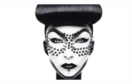 Studded Mask, 2010 Rankin