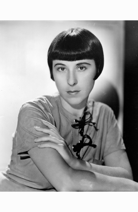 Edith Head (1897 - 1981), Hollywood's best known and most successful costume designer. She won eight Academy Awards and numerous Oscar nominations 1938