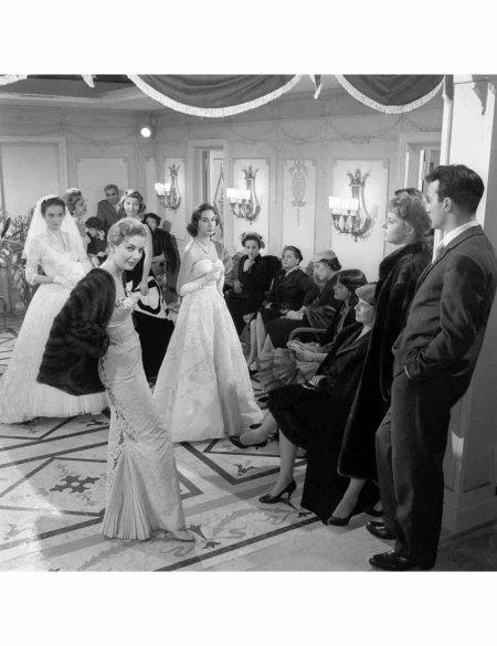 front italian actress Eleonora Rossi Drago Film %22Le Amiche%22 Michelangelo Antonioni 1955 Photo Francesco Alessi