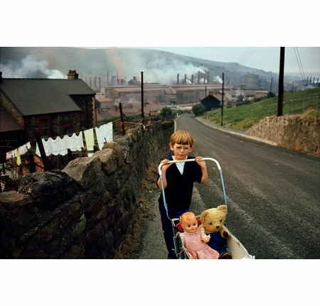 Great Britain. Wales. 1965. © Bruce Davidson