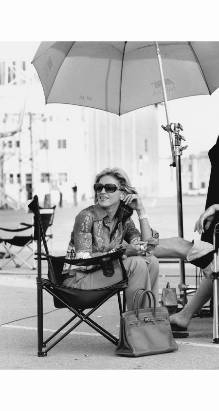 Madonna during filming of 'Swept Away' on October 27, 2001 in Sardinia, Italy Daniel Smith