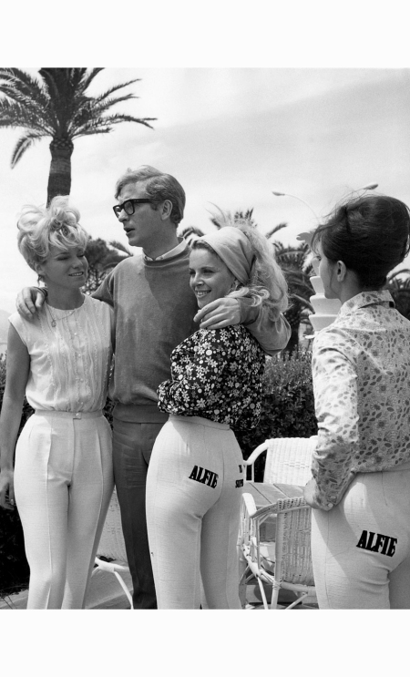 Michael Caine, Festival  Cannes,may 1966