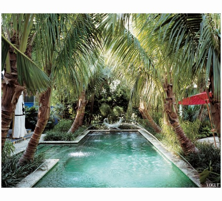 Palm Beach Home of Katherine and William Rayner Vogue nov 2003 Francois Halard