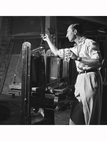 André Durst – Studio Vogue, 1938 © Roger Schall / CosmosGalerie