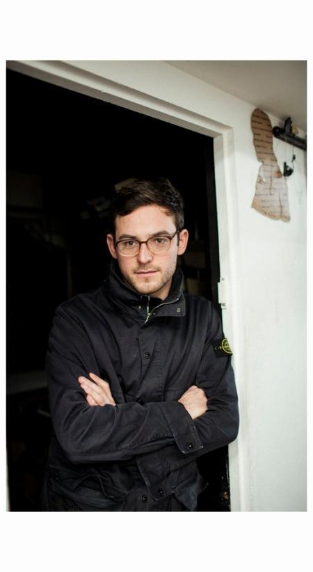 Photographer Jamie Hawkesworth photo Harry Mitchell