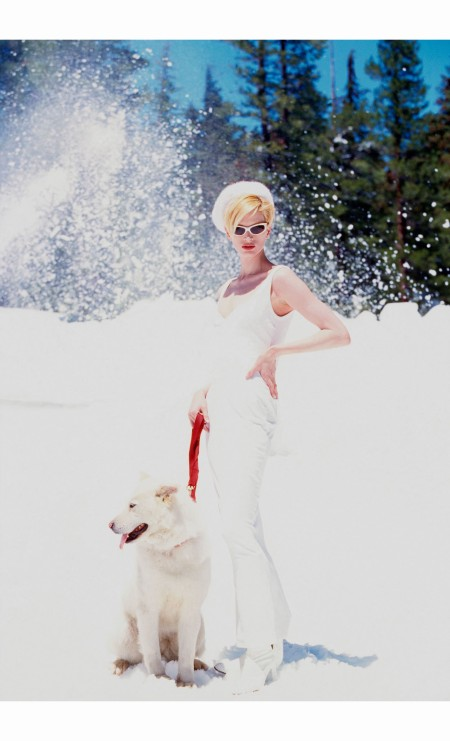 Arthur Elgort, Vogue, November 1995 b