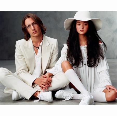 Ben Northover John Lennon. Devon Aoki Yoko Ono