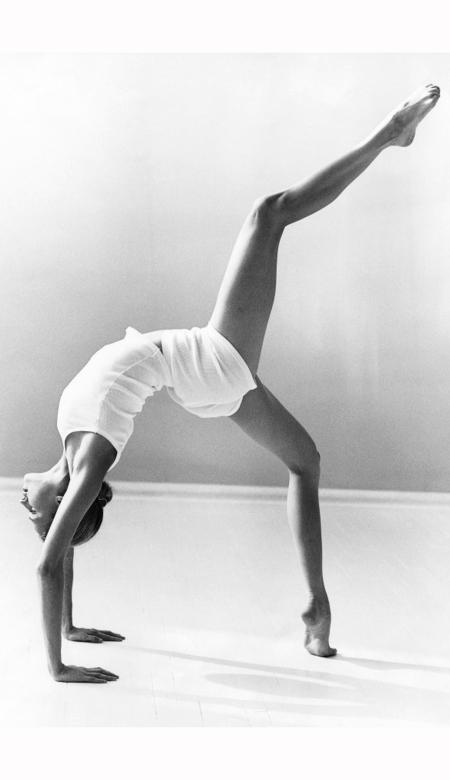 Calgary workout - Vogue 2014 Photo Arthur-Elgort