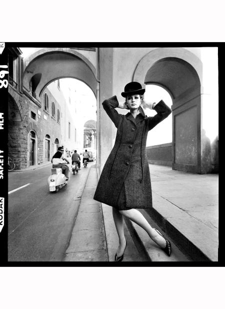 Celia Hammond - Vogue 1962