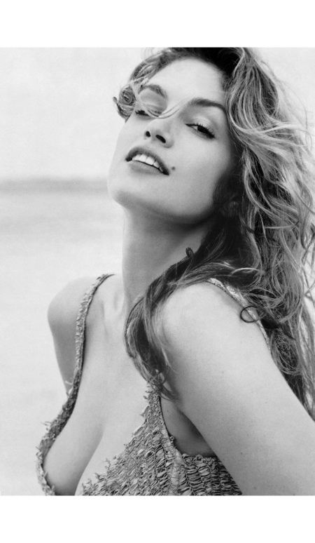 Cindy Crawford Pirelli Calendar 1994, photographed by Herb Ritts