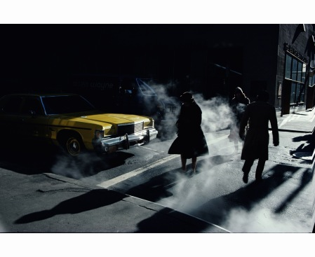 Crosswalk NYC 1980 - © Ernst Haas