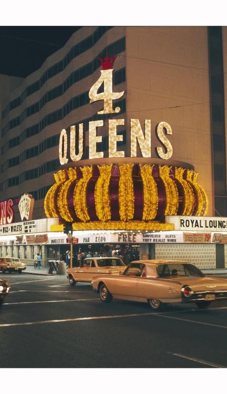 Four Queens, 1968 Photo Robert Venturi & Denise Scott Brown