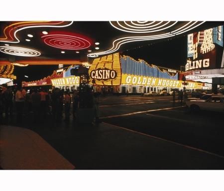 Fremont Street, Las Vegas, 1968  Denise Scott Brown and Robert Venturi