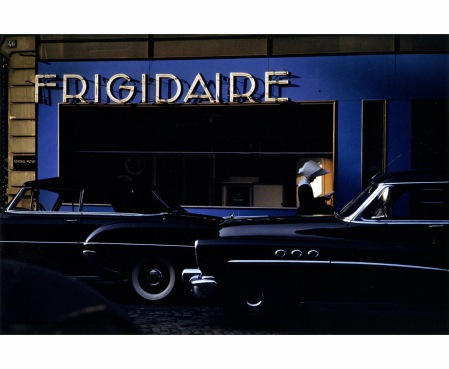 Frigidaire Paris 1954 - © Ernst Haas