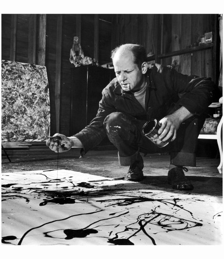 Jackson Pollock  The LIFE Picture Collection