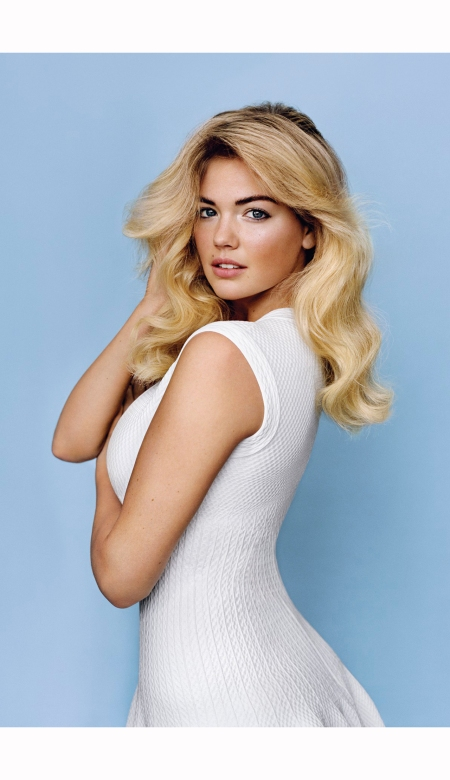 Kate Upton Vogue UK January 2013 Alasdair McLellan