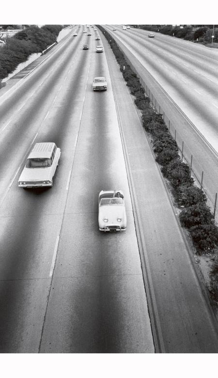 LA CA 1964 - Bruce Davidson