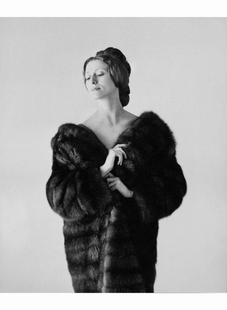 Maya Plisetskaya Vogue, April 1, 1964 Cecil Beaton