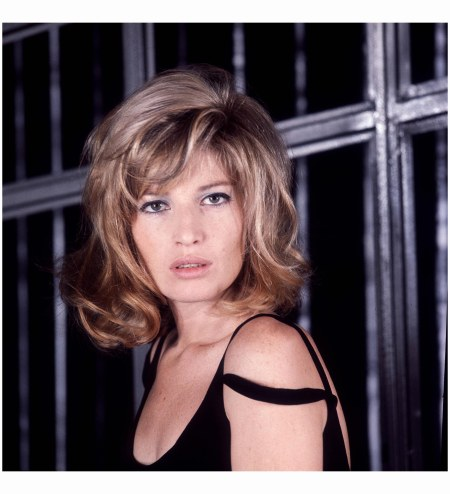Monica Vitti en octobre 1964. ©Rastellini/MP/Leemage
