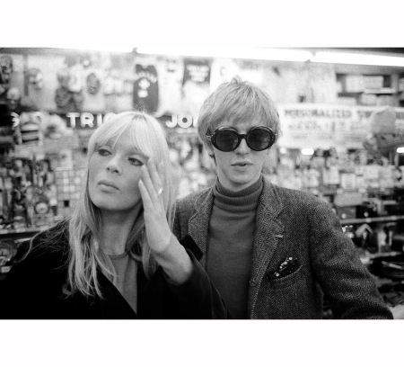 Nico and Rene Ricard in Edie Girl On Fire © Stephen Shore