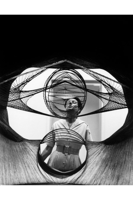 Peggy Guggenheim Art Addicted di Lisa Immordino Vreeland, 2015 Roloff Beny