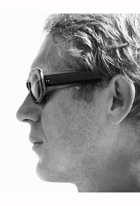 Portrait Steve MacQueen 1960 © Barry Feinstein