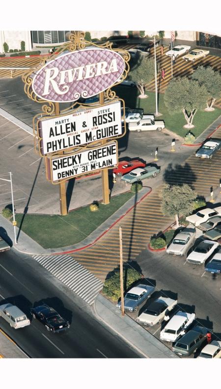 Riviera. Las Vegas Strip, 1968 b