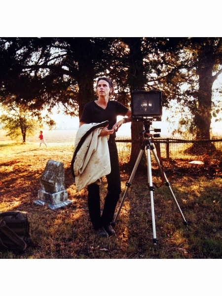 Sally Mann by Maude Schuyler Clay 1999
