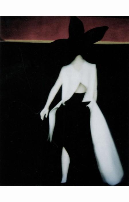 Sarah Moon Fashion 11, Yoji Yamamoto, 1996 c