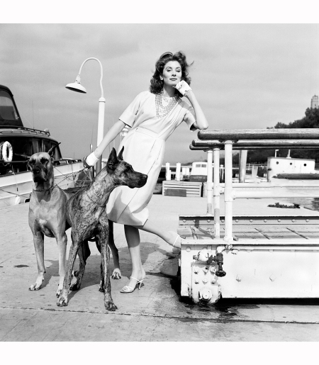 Suzy Parker 1962 Jack Robinson