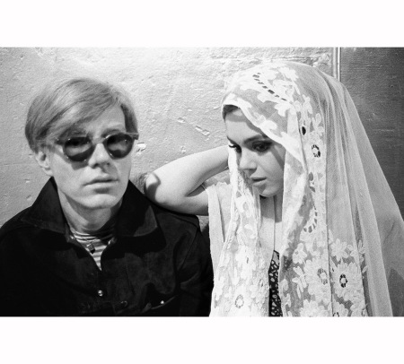 The Velvet Years Andy Warhol's Factory 1965 Andy & Edie © Stephen Shore