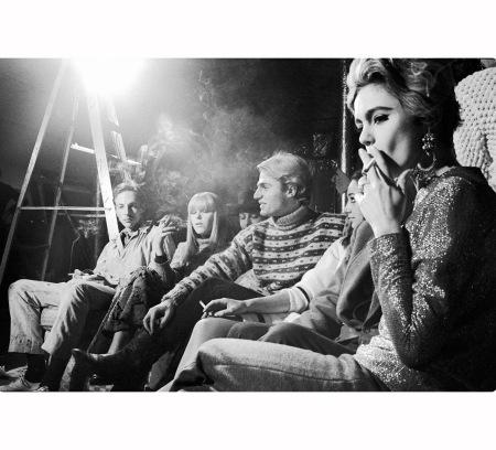 The Velvet Years Andy Warhol's Factory 1965 Factory Edie © Stephen Shore
