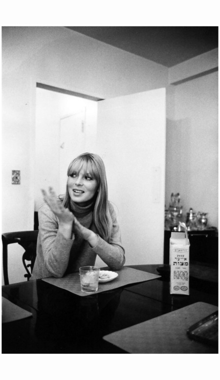 The Velvet Years Andy Warhol's Factory 1965 Nico © Stephen Shore