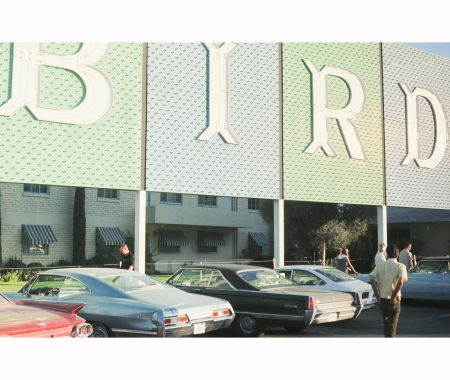 Thunderbird Hotel, Las Vegas, 1968. Photo by Robert Venturi & Denise Scott Brown