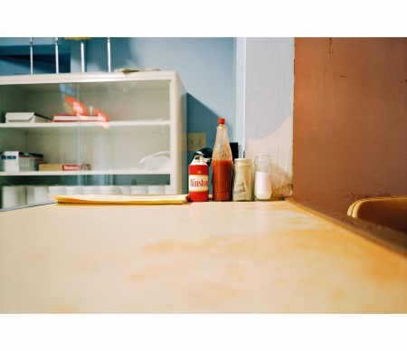 Untitled. 1980 fr. Lousianna Project_Hot Sauce  Democratic Forest © William Eggleston