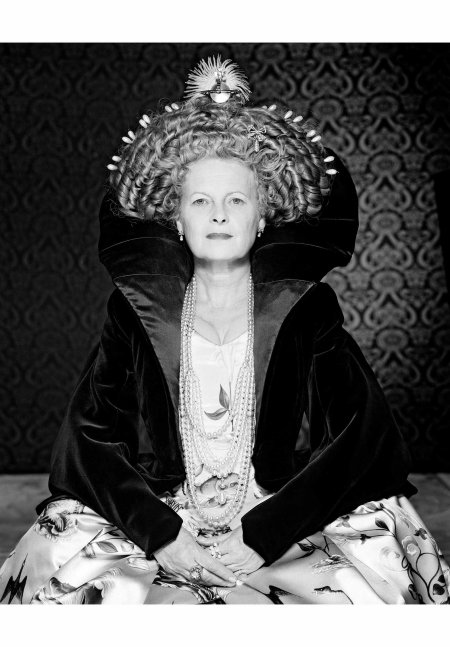 Vivienne Westwood, London 1997 © Gianpaolo Barbieri