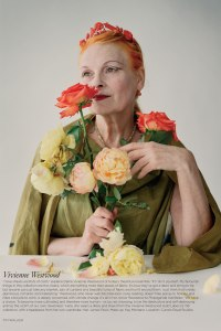 Vivienne Westwood Oct 2009 Tim Walker b